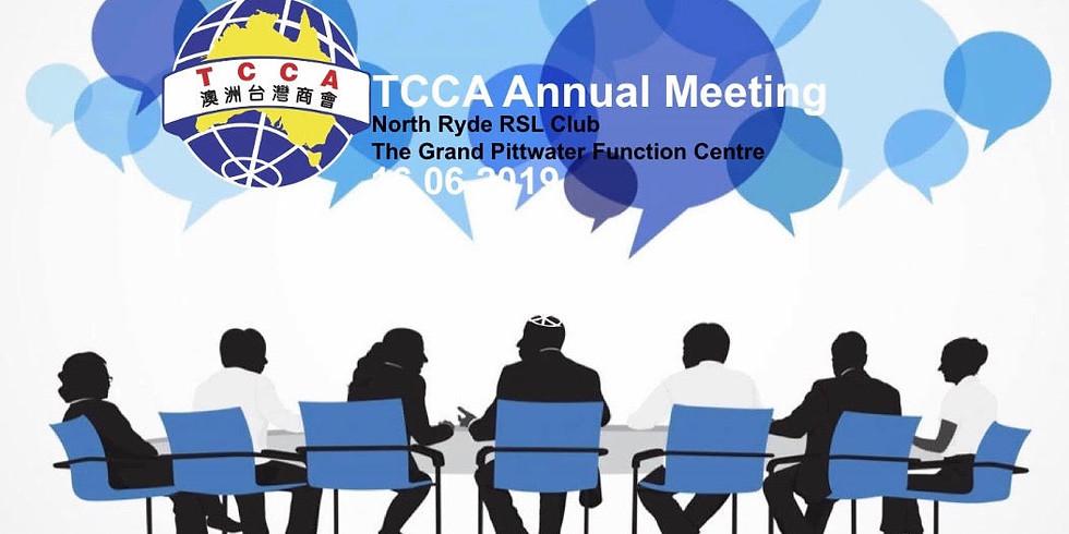 2019 TCCA Annual Meeting
