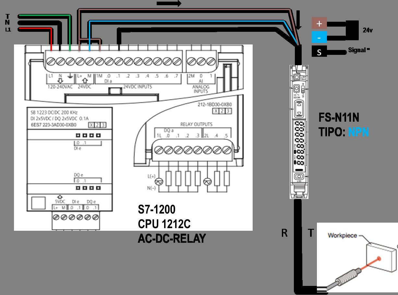 conectar plc s7