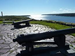 Cannons at the Battery