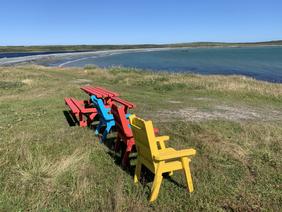 Scenic Rest Stop