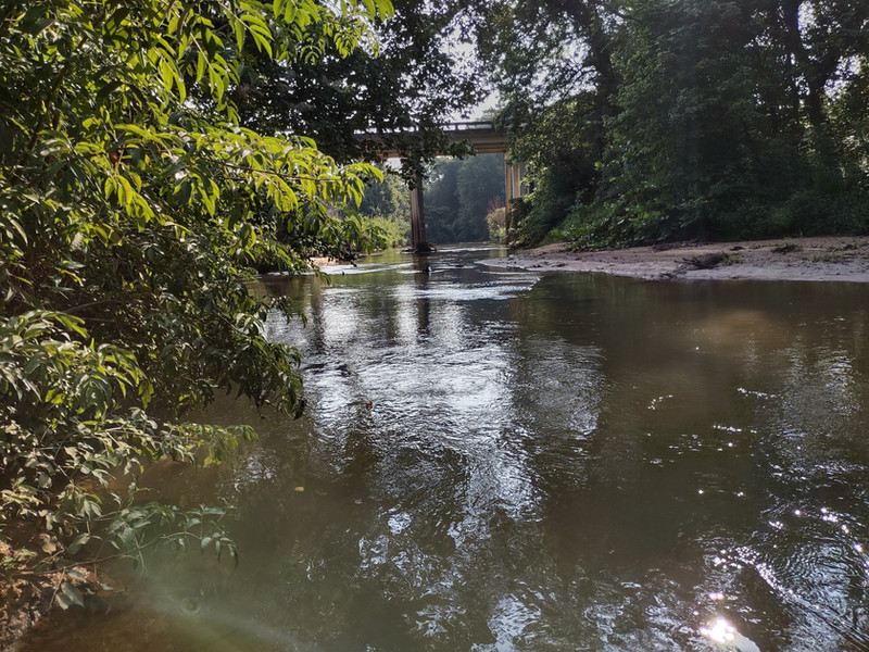 Tyger River at Cooley Family Landing