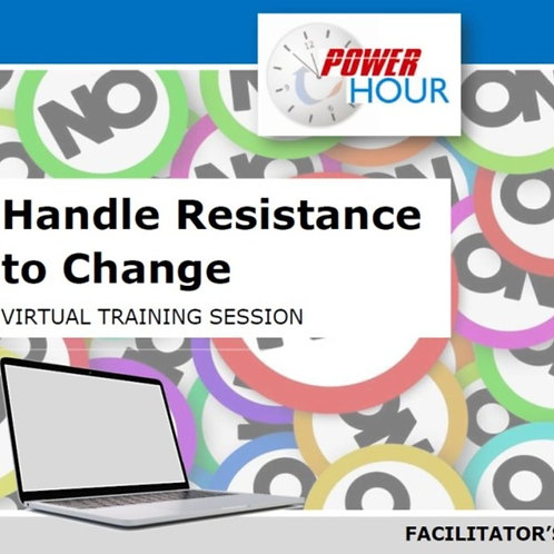 VIRTUAL Handle Resistance to Change (PDF)