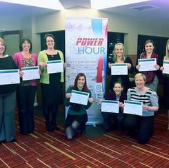 Power Hour - Peterborough Certificates.