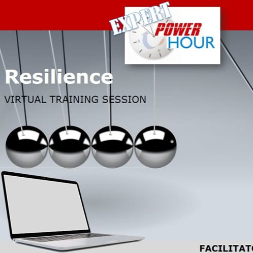 Build Resilience - VIRTUAL Session