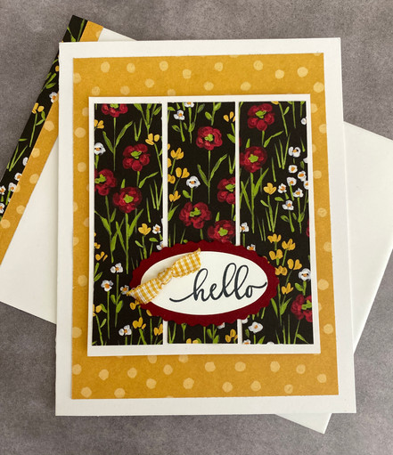 New Stamps, New Paper - It's Class Time!