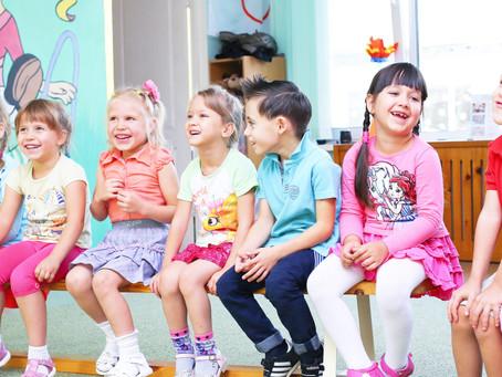 Dental hygiene (dental cleanings) for kids