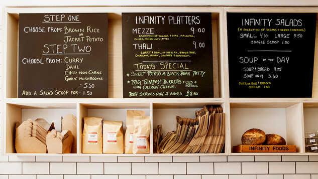 Infinity Foods Kitchen