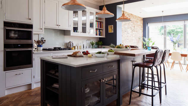 Family Home Extension and Interiors