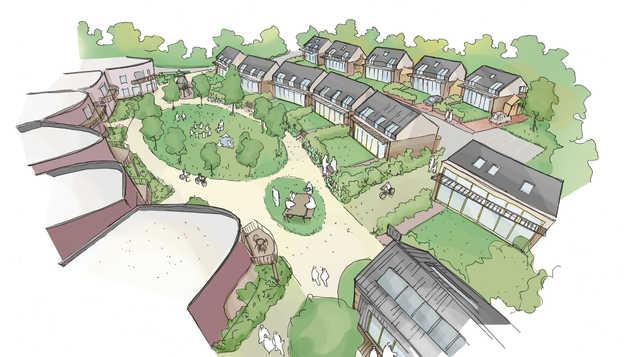 Woodgate Housing Developement