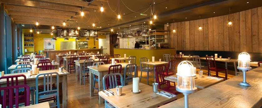 Chilli Pickle Brighton by Stickland Wright interiors