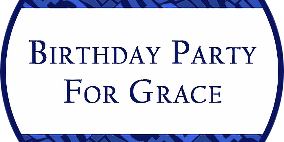 Birthday Party for Grace