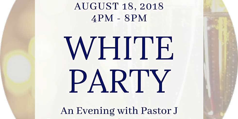 White Party: An Evening With Pastor J