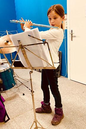 flute à Fribourg