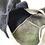 Thumbnail: ブラックボア/カモフラージュフリースニット ロンパース
