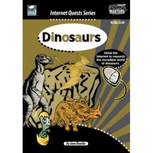 Dinosaur Internet Quests