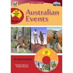 Our Australia Bk 3 Events