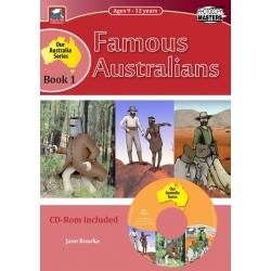Our Australia Bk 1 Famous Aussies