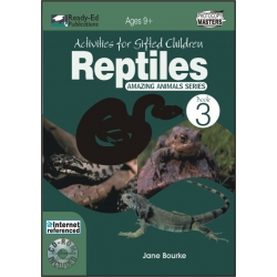Amazing Animals Reptiles