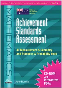 Book 2  MATHS NAPLAN Assessment