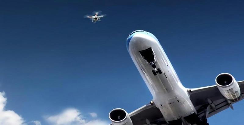 """Los drones de DJI podrán """"esquivar"""" aviones con el sistema ADS-B"""