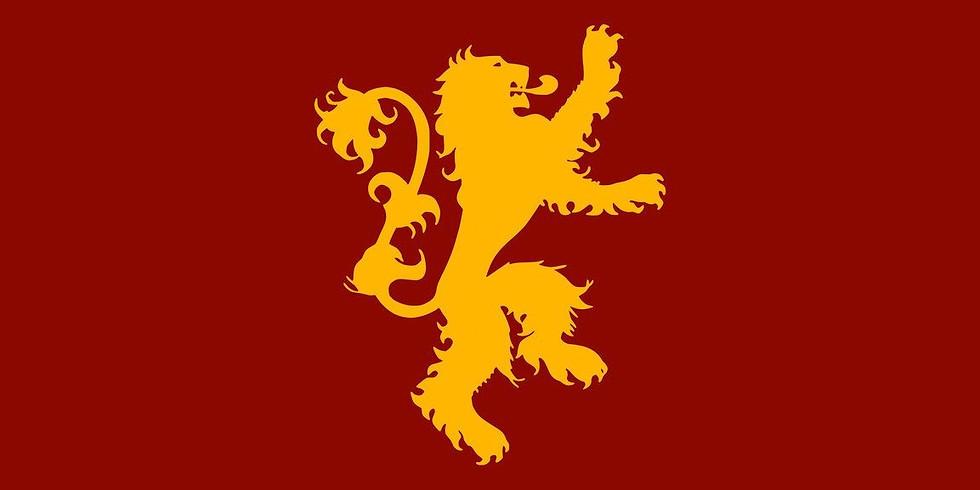 Inscripción Lannister