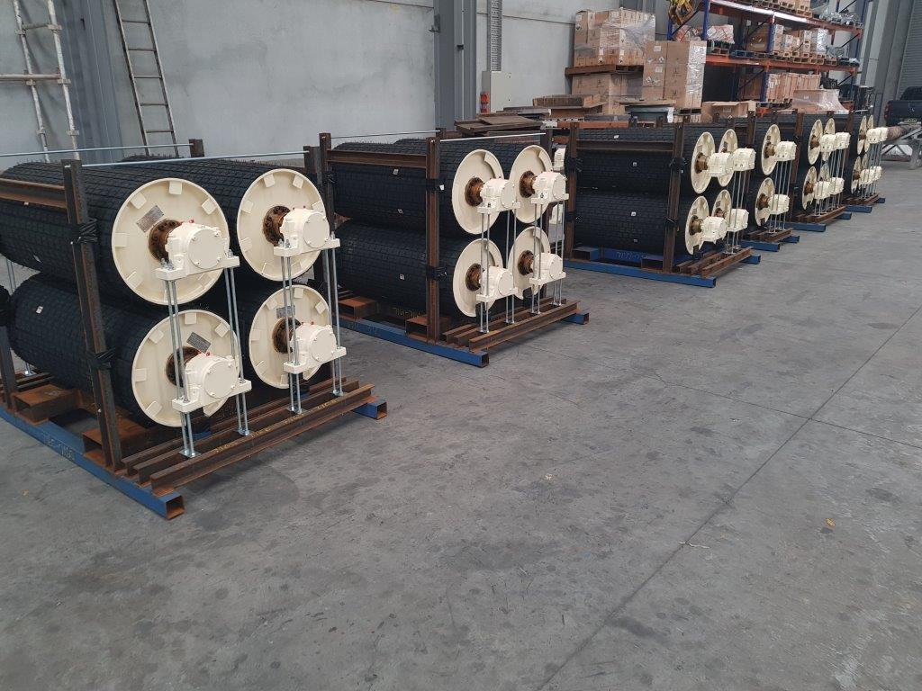 TEFCO Byerwen pulleys 3