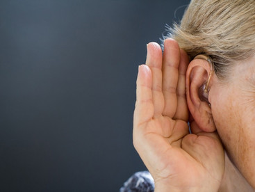 The Link Between Hearing Loss And Depression In The Elderly