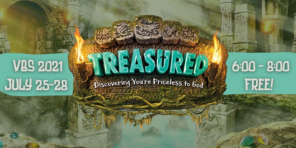 Treasured VBS 2021