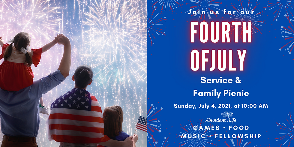 Fourth of July Service & Picnic