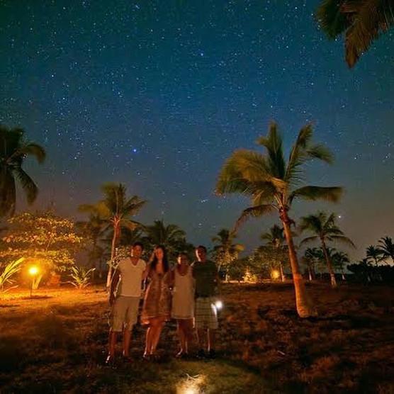 Estrellas en playa privada de Pichacúa l