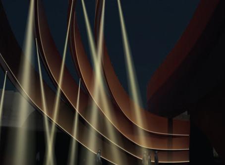 Lighting Design Course Ariel University 2020