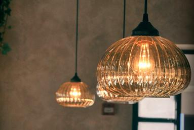 עיצוב תאורה מסעדת אלורה, תל אביב