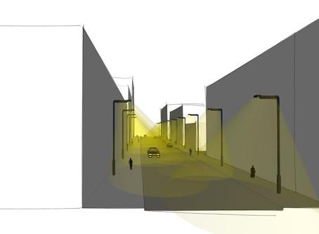 Street Lights & The City