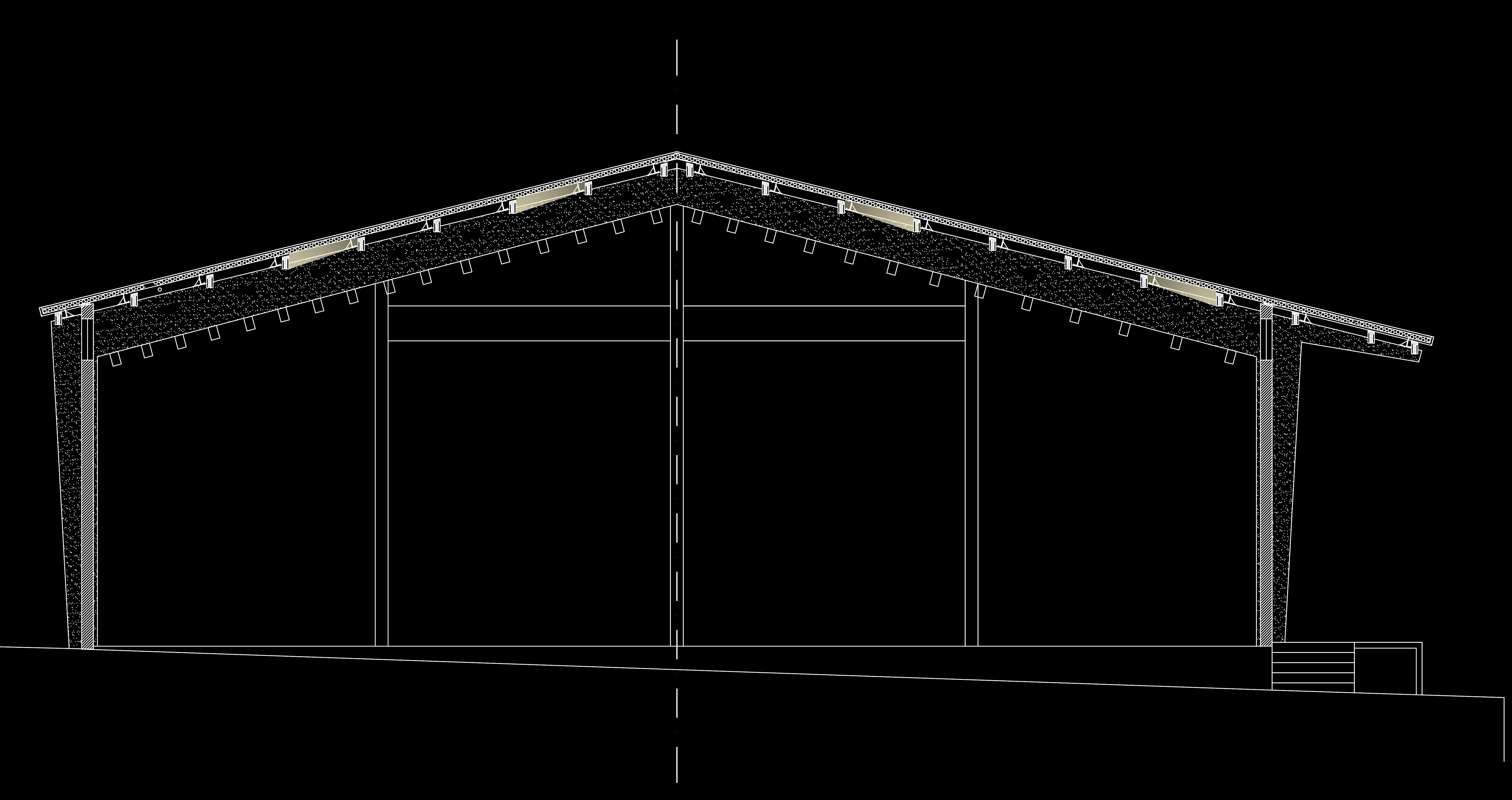 Indoor Ceiling Stagger Lighting - Copy