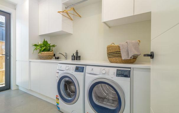 Laundry at 46 Jack Hanley Drive