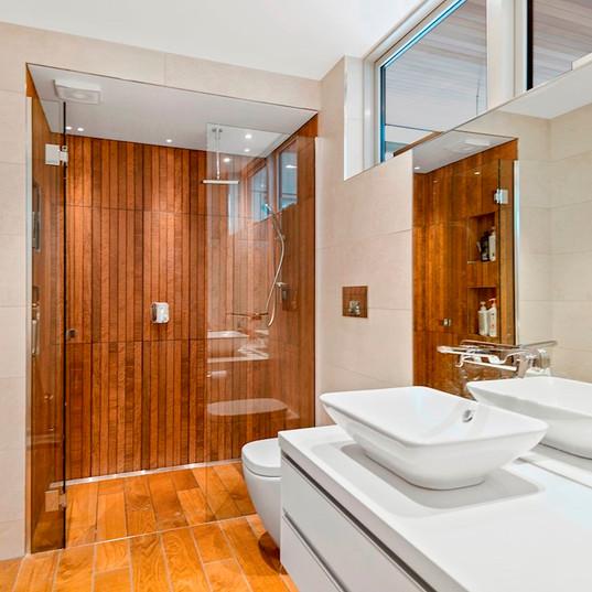 Fendalton House 2017 - bathroom