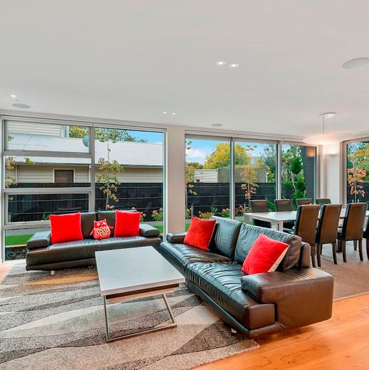 Fendalton House 2017 - Living