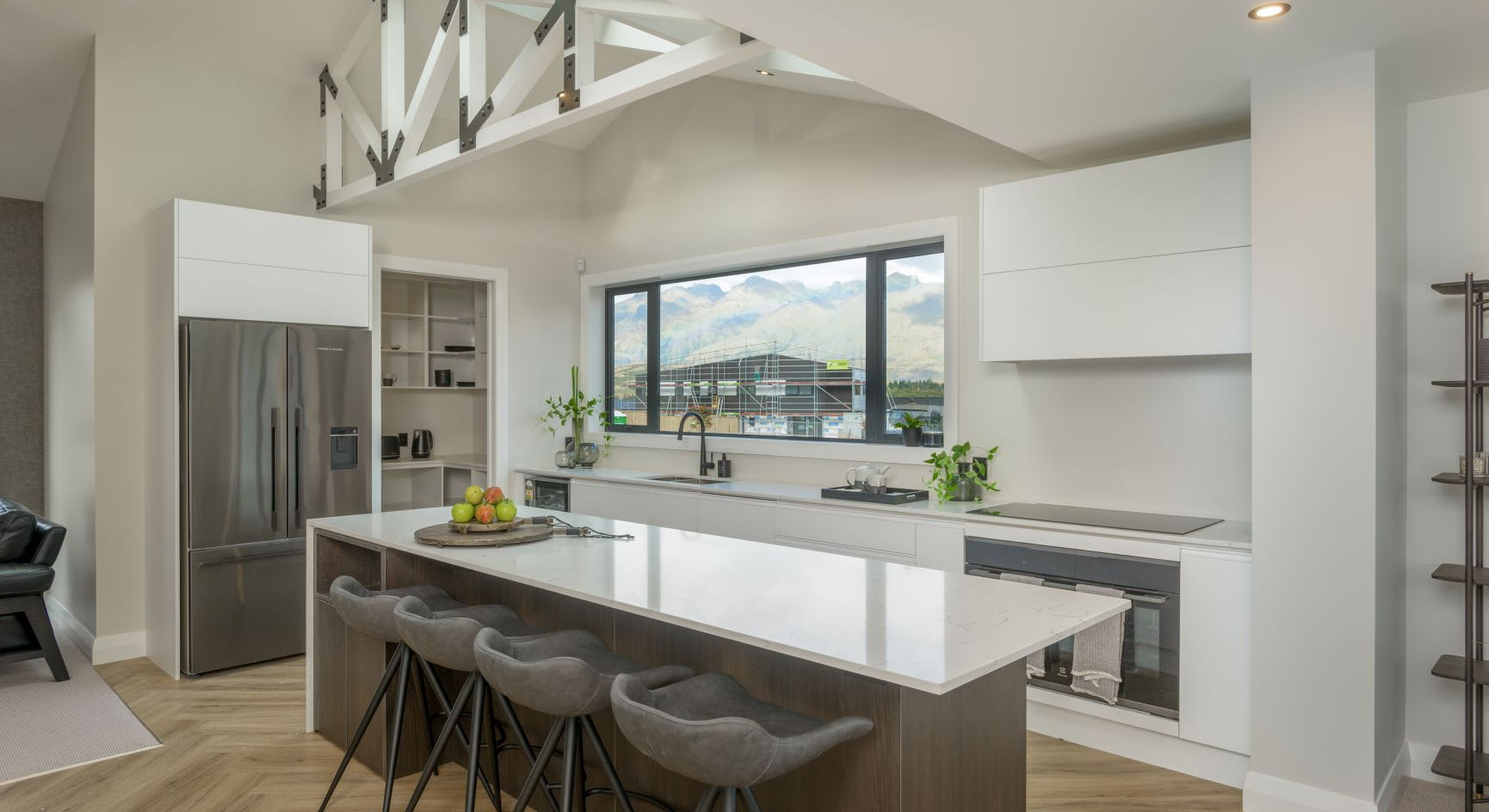 RNP Homes - display kitchen
