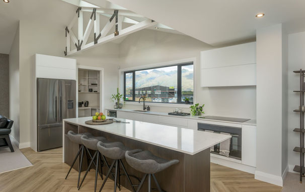 RNP Homes - display kitchen
