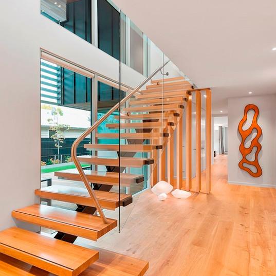 Fendalton House - Stunning Stairs