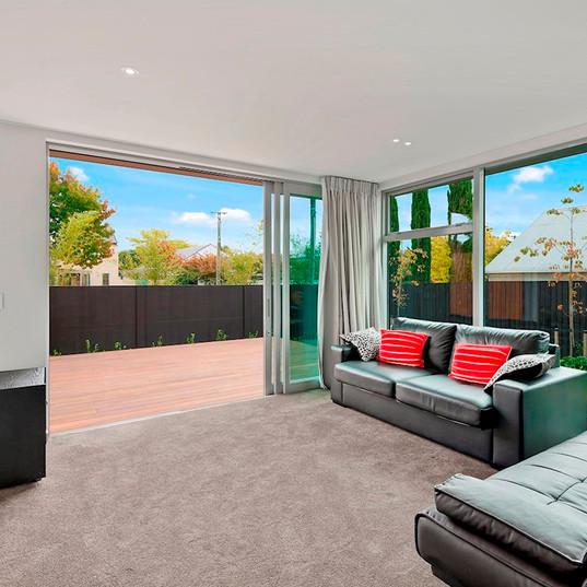 Fendalton House 2017 - indoor-outdoor