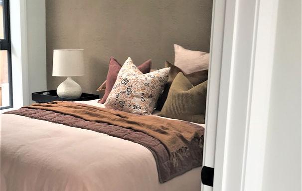 RNP Homes display -Bedroom 4