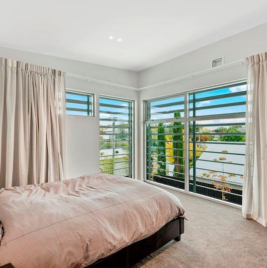Fendalton House 2017 - Master suite
