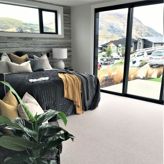 RNP Homes - Master Bedroom view
