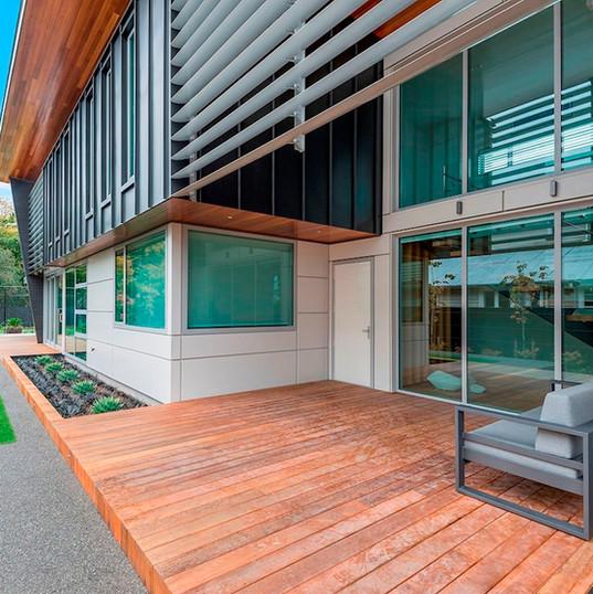 Fendalton House 2017 - Courtyard