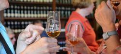 dégustation de vins de Madère