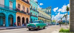 La Havane colorée