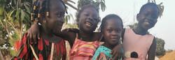 les enfants de Casamance