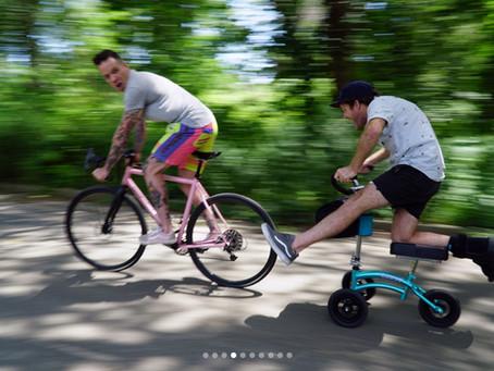 Matt's New Bikes