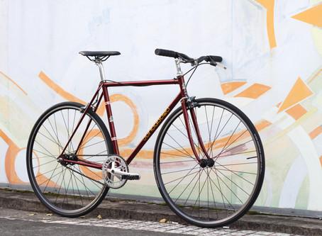 BIKECHECK:YANAGISAWA NJS Fixed Gear Bike